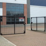 Commercial Fencing in Derby